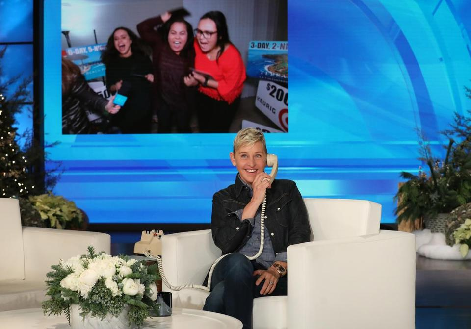 Ellen Degeneres Surprised A Milford Family With 50k Of