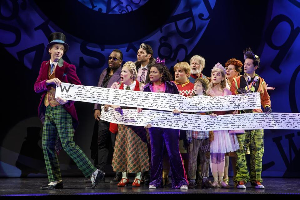 A 'Charlie and the Chocolate Factory' in need of more confection