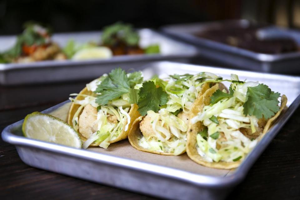Succulent tacos and cheery service at Bartaco in Boston's Fort Point