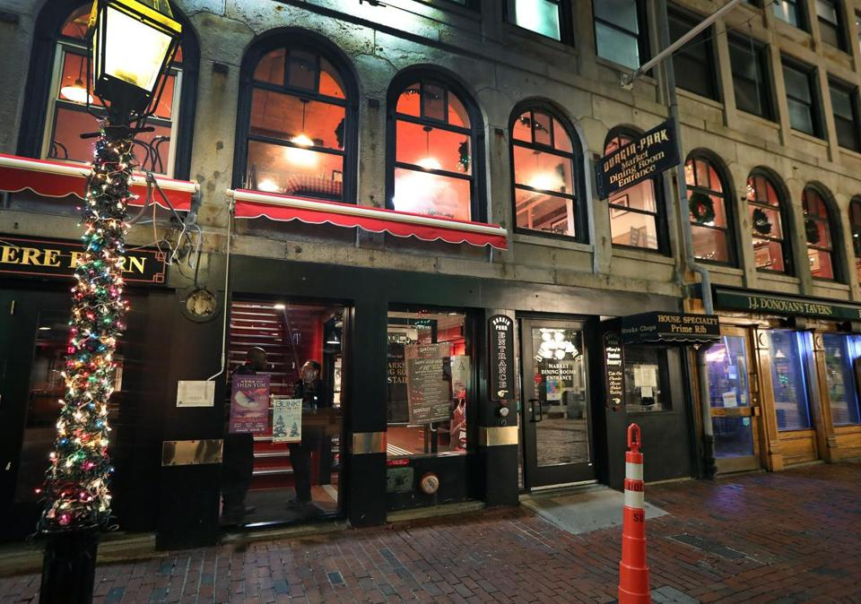 The Boston landmark Durgin-Park says it will close Jan. 12.