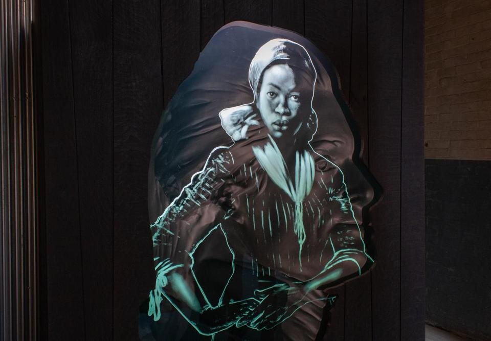 """Language of the Forgotten,"" by Titus Kaphar"
