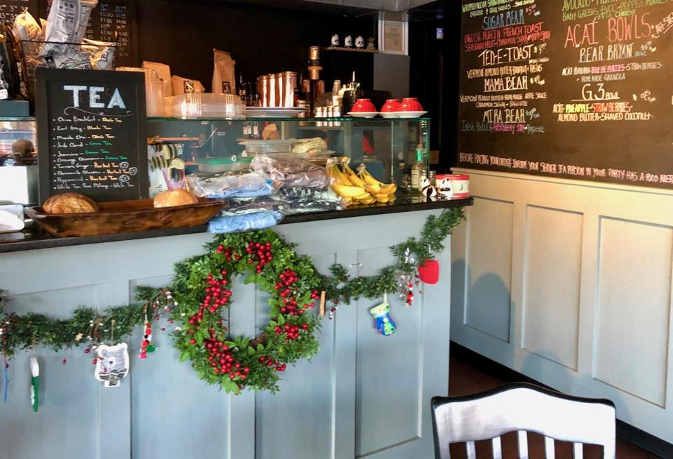 Take a shot with this espresso bar cafe in Dedham