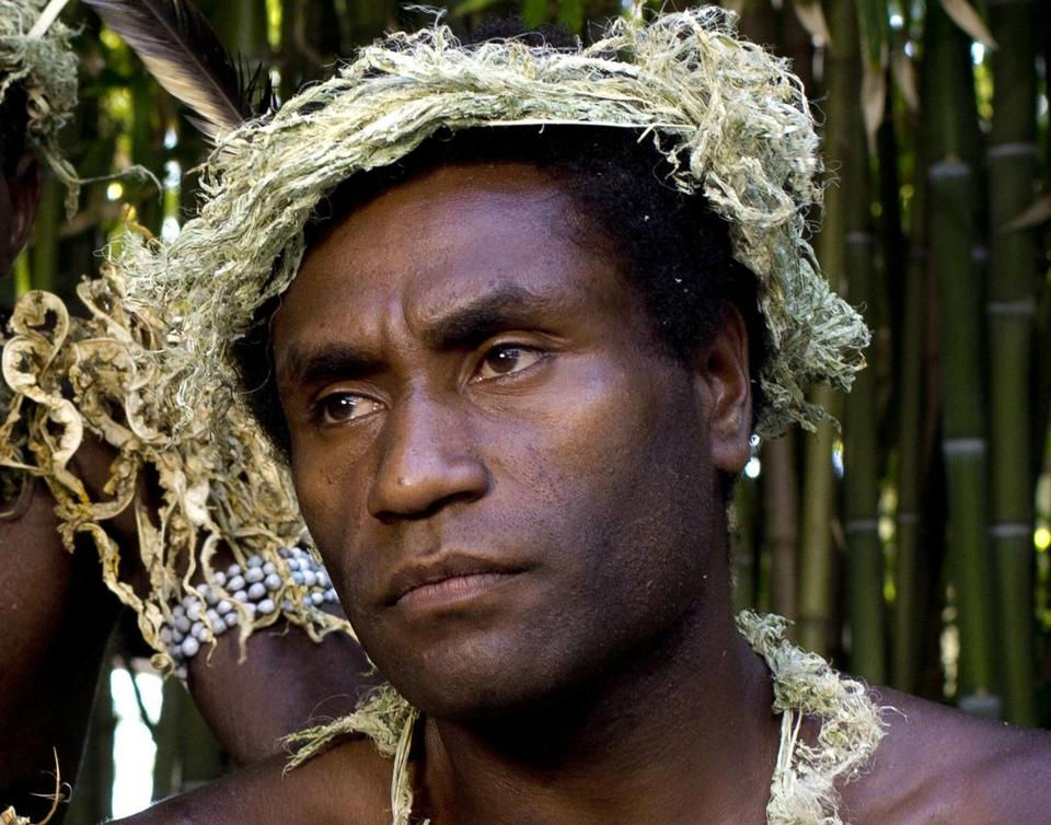 "Mr. Dain's neighbors nominated him for a leading role in ""Tanna"" because they considered him the best-looking man in the village, one of the film's directors said."