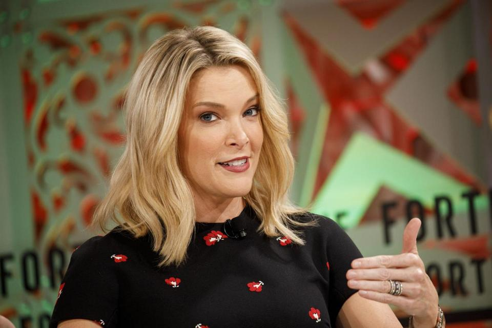 "Megyn Kelly had been off the ""Today"" show since suggesting that it was OK for white people to wear blackface on Halloween."