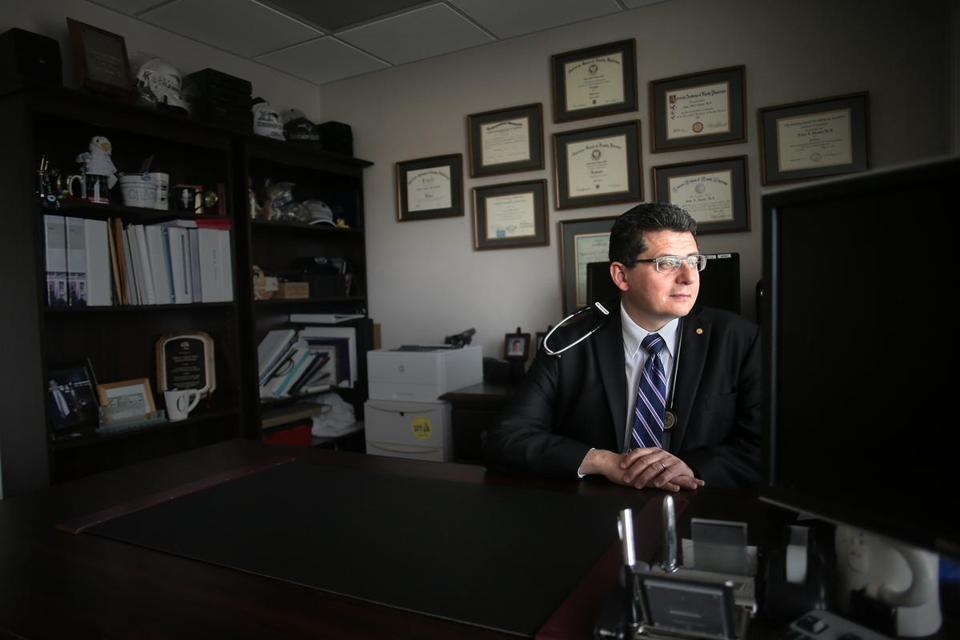 A host of prescriptions for physician burnout