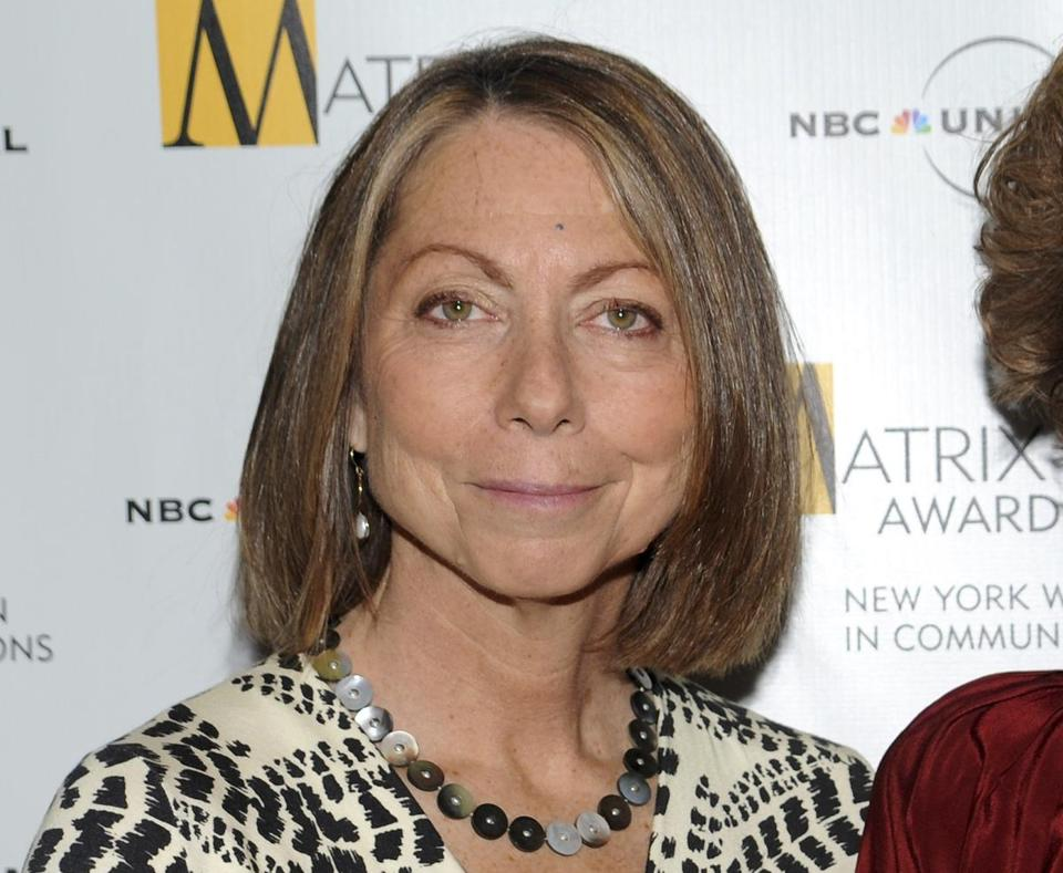 New Book By Former New York Times Editor Jill Abramson Sparks Online