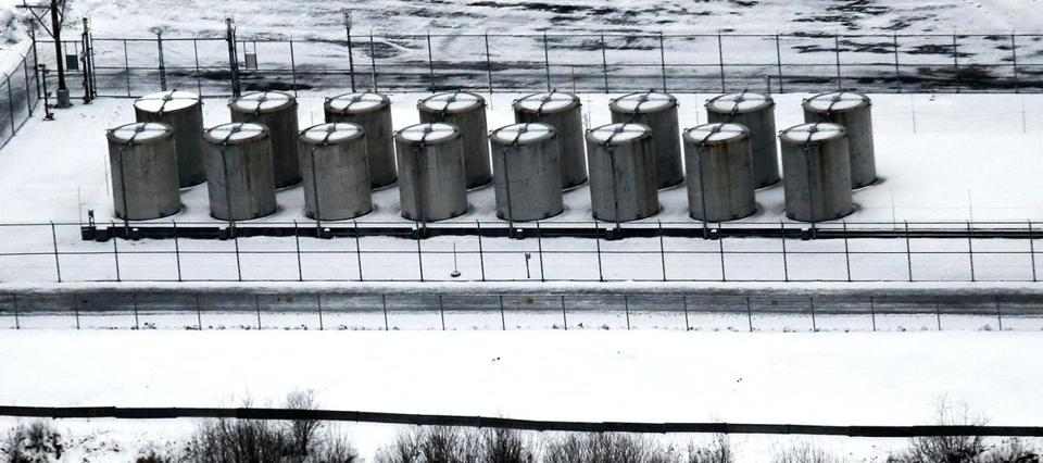 US goes nowhere in dealing with nuclear waste