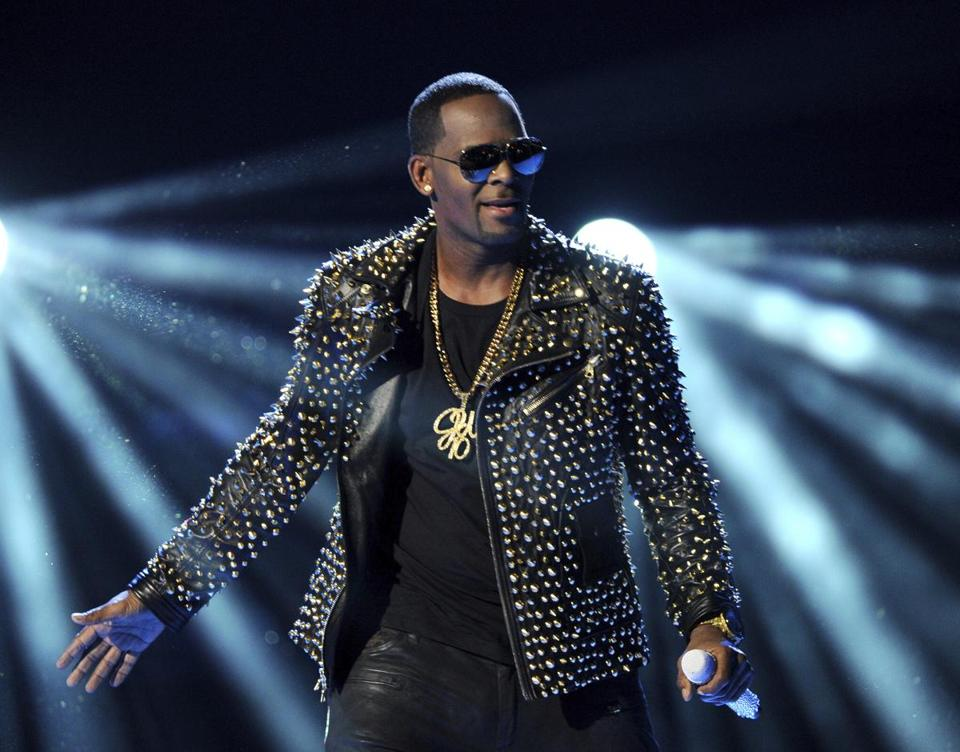 RCA Records has dropped R. Kelly (above).