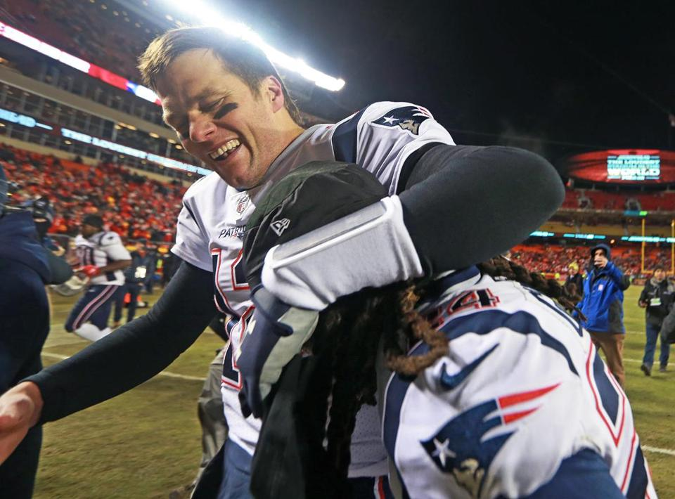 Patriots beat Chiefs in overtime to reach Super Bowl for third straight year c3ee3a2f3