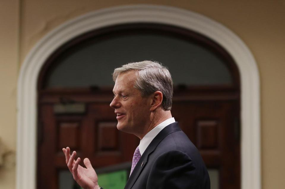 Governor Charlie Baker's fiscal 2020 budget included an overhaul of state funding for school districts.