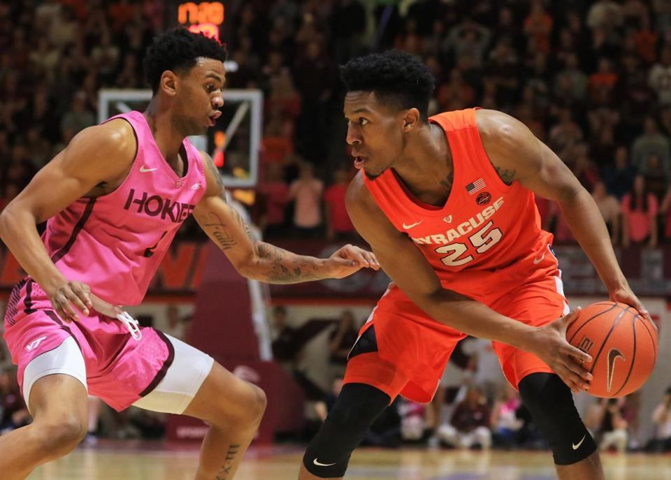 Boston College Falls To Syracuse The Boston Globe