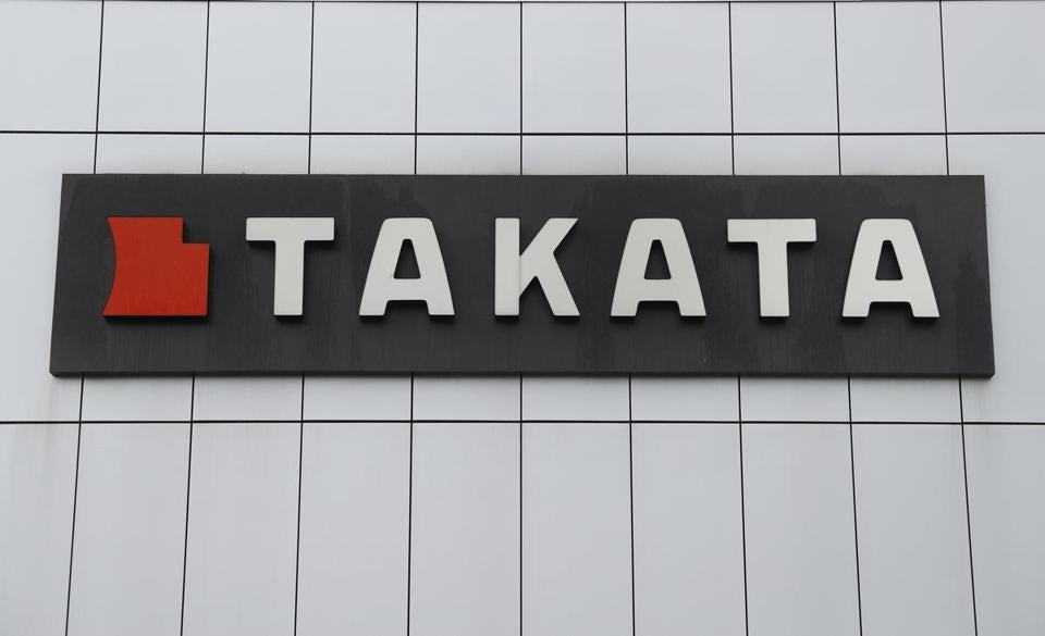 23 people have died due to problems with Takata-made air bag inflators.