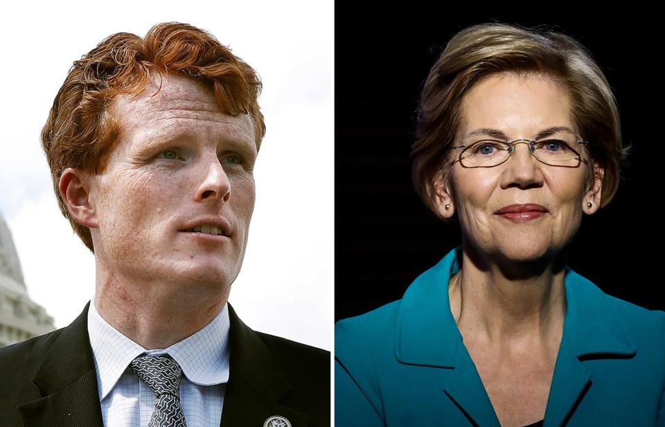 Joe Kennedy III to introduce, endorse Warren at presidential announcement