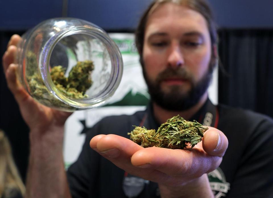 Beyond indica and sativa: Here's what's coming to a pot shop near you