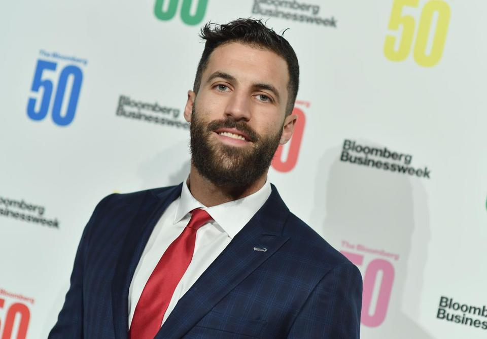 Paul Rabil, co-founder of the new Premier Lacrosse League.