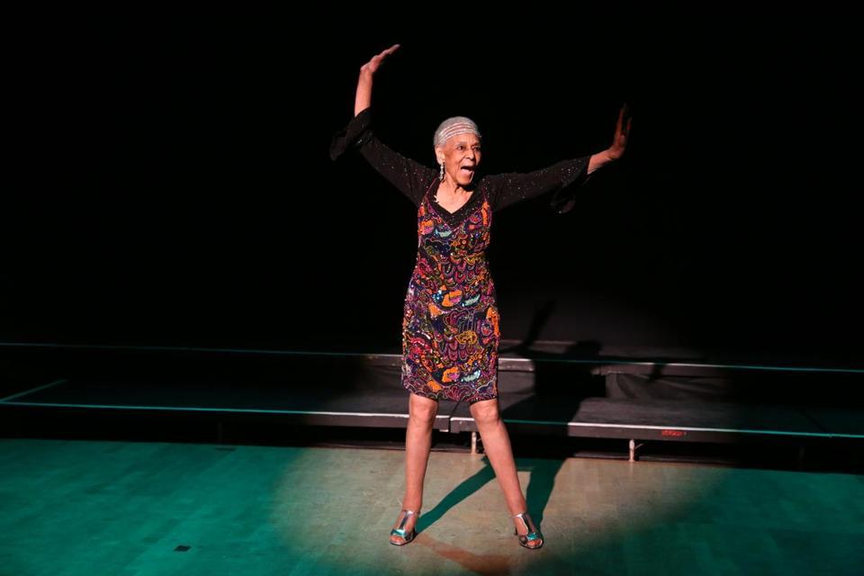Mable Lee, 97, tap-dancing 'Queen of the Soundies'