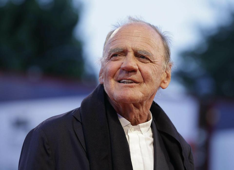 Bruno Ganz has died at 77.