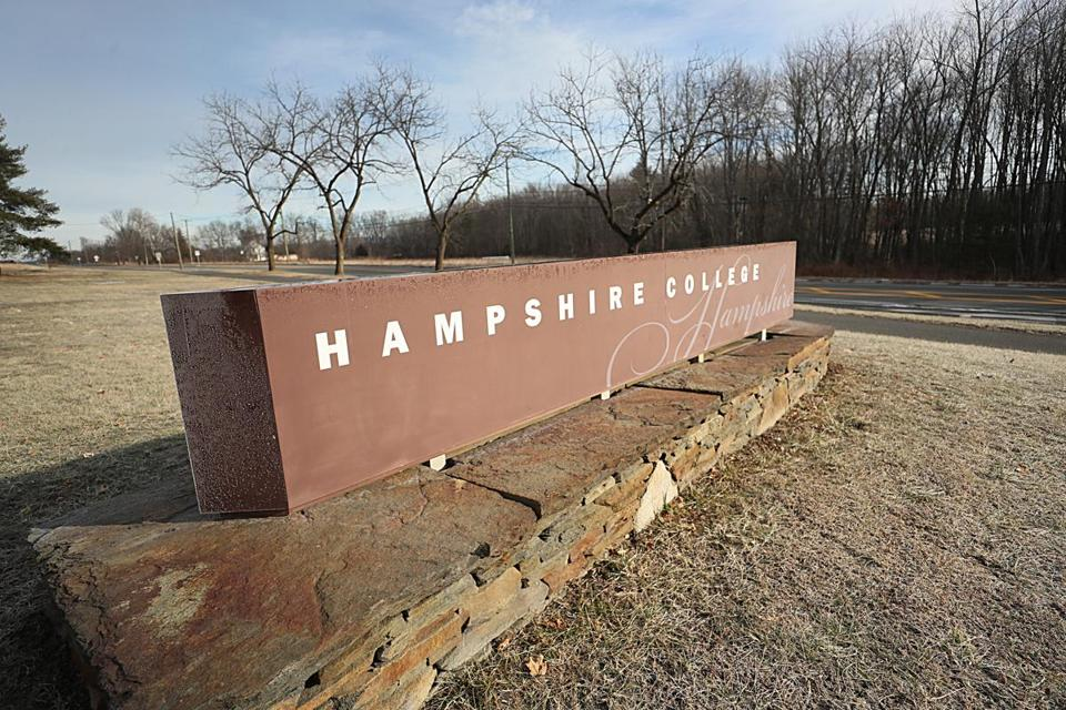 Hampshire College professors, students, staff, and alumni spent about 30 minutes Sunday presenting their Reenvisioning Hampshire plan to college trustees.