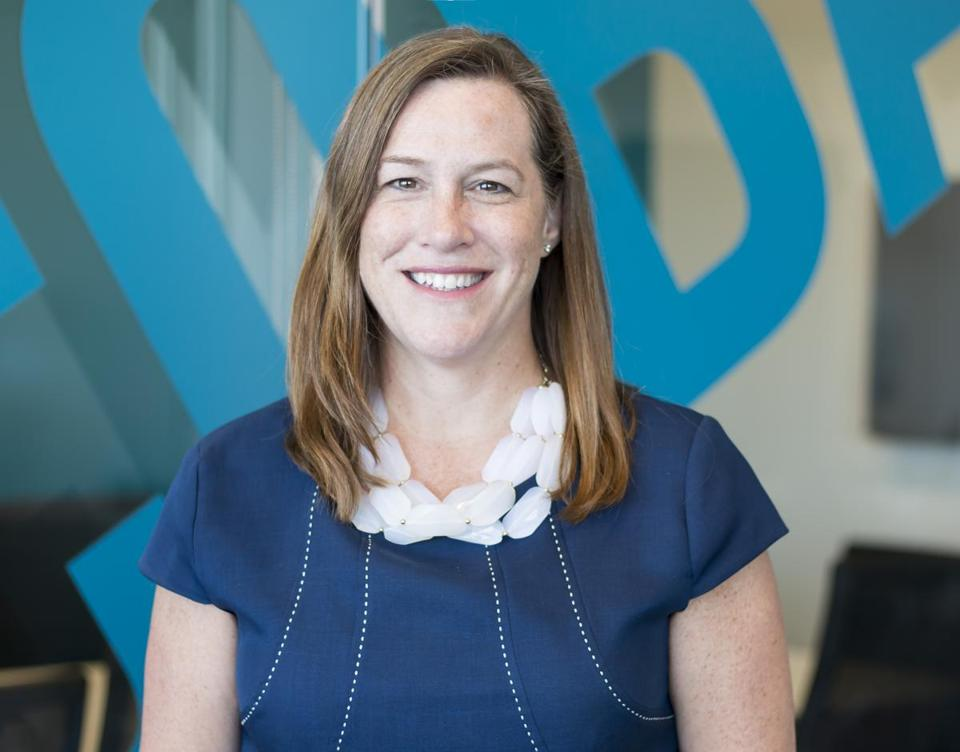 Siobhan Dullea is the new chief executive of MassChallenge.