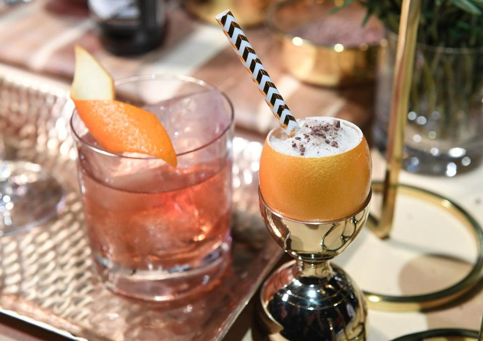 A Whiskey Sour Is Born and other Oscar-inspired cocktails