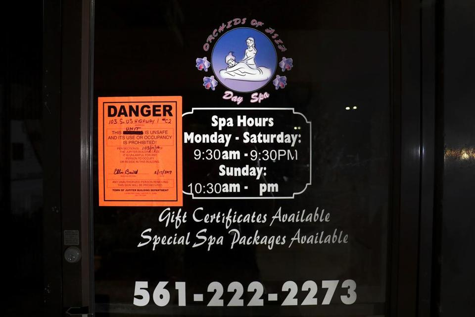 Asian manchester massage parlour apologise, would