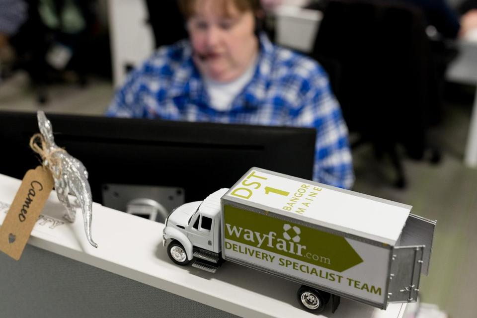 Wayfair Stock Reaches New Heights Even As Retailer Posts More