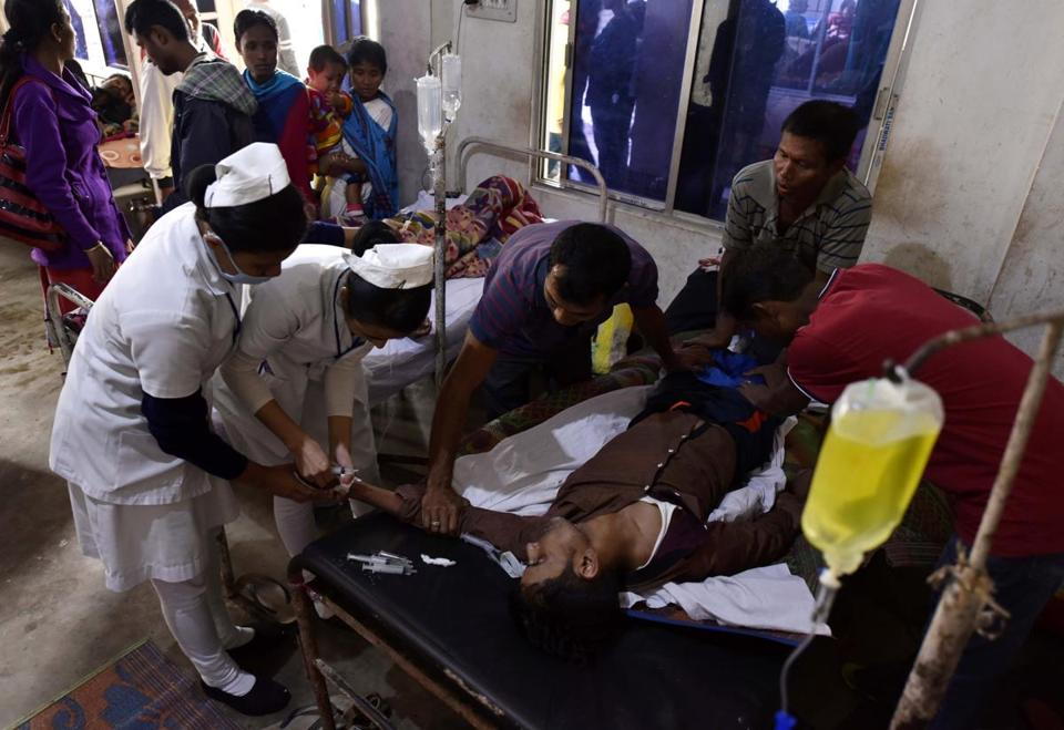 More than 90 killed in India by toxic homemade liquor