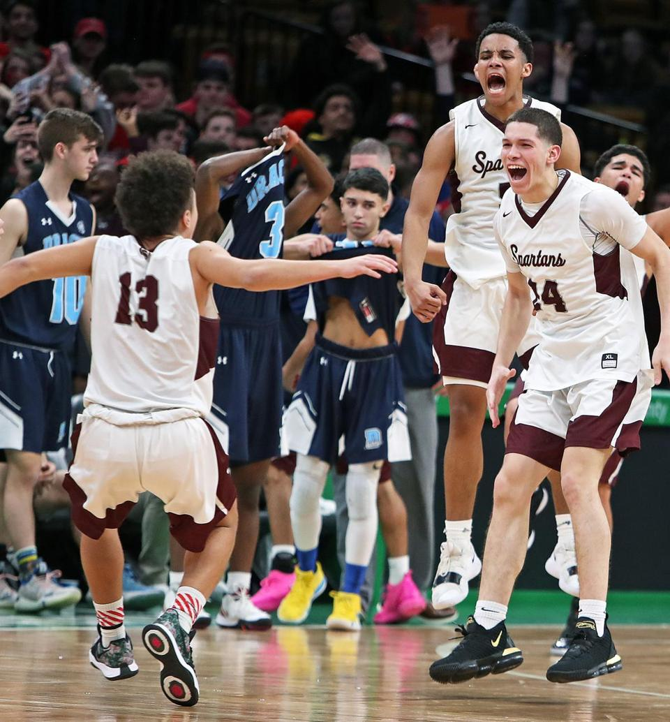Bishop Stang, Dover-Sherborn reach Div. 3 state championship - The Boston Globe