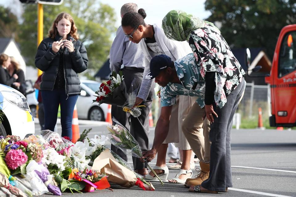 New Zealand Shooting Video Photo: New Zealand Shooting Video Underscores Facebook's Problems