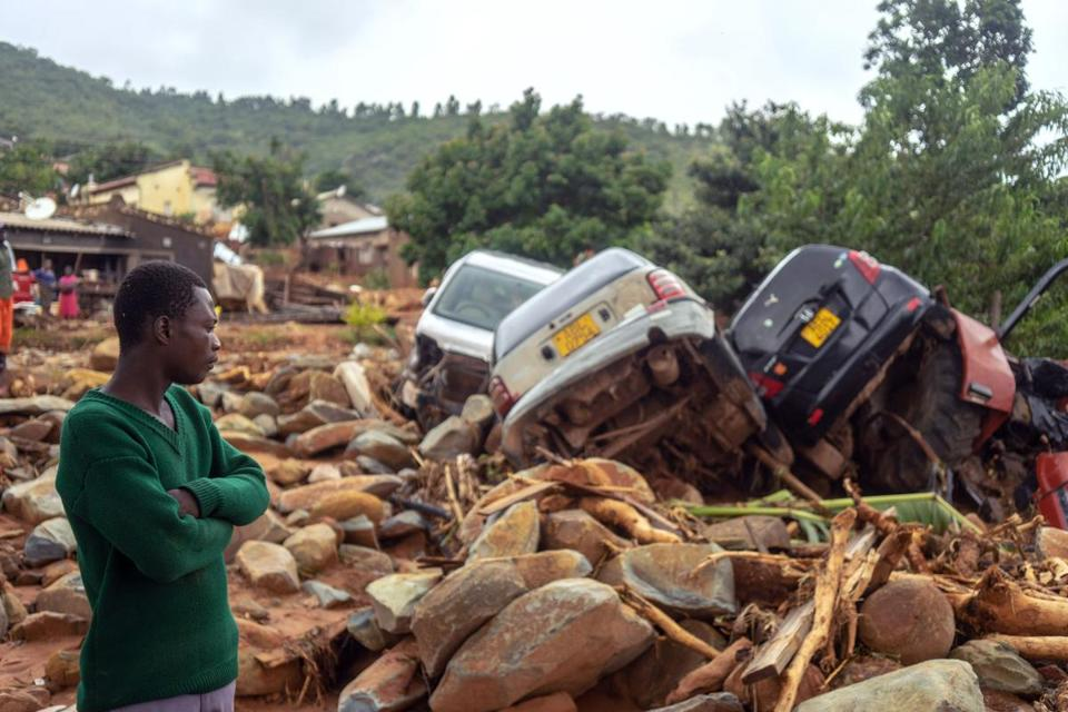 Zimbabweans Hit Back At South Africa Burning Out South: More Than 1,000 Feared Dead After Cyclone Slams Into