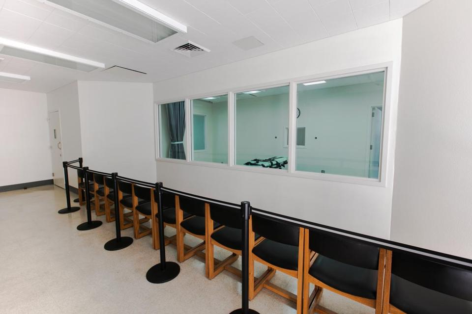 Approximately 4 percent of death row inmates are innocent