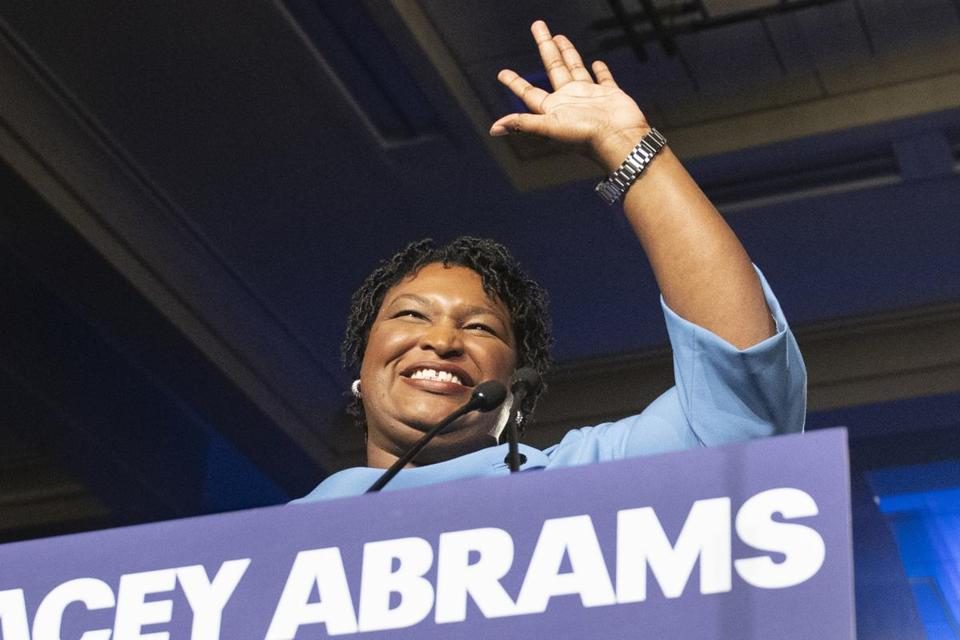 Stacey Abrams would be the perfect running mate for Joe Biden, writes Renée Graham.