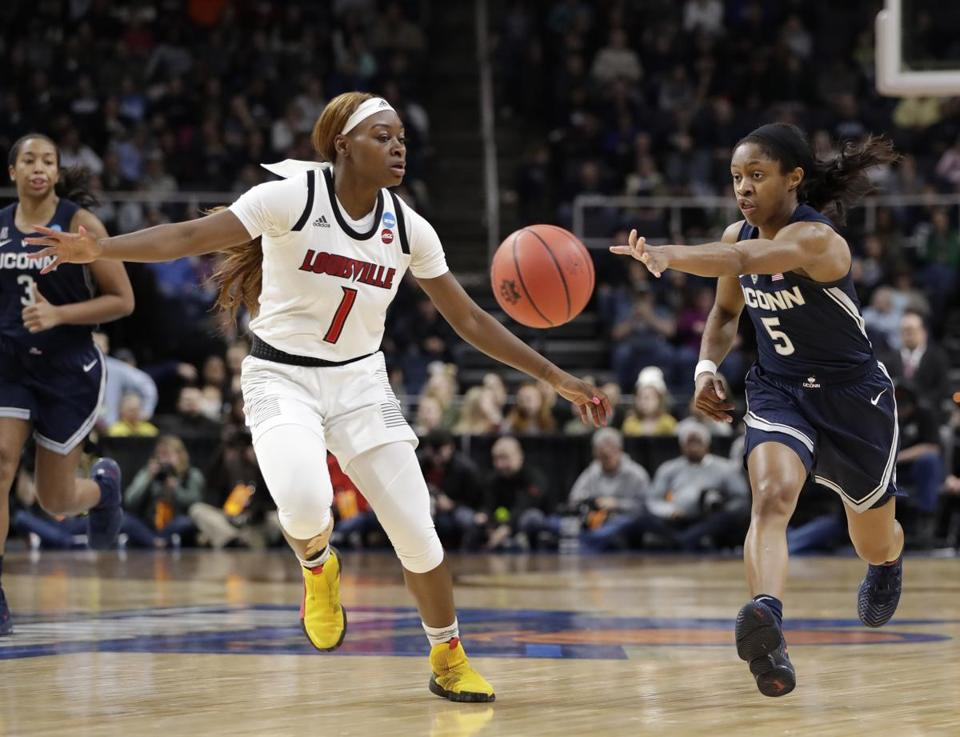 UConn women reach 12th consecutive Final Four - The Boston ...