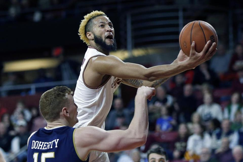 boston college guard ky bowman declares for the nba draft
