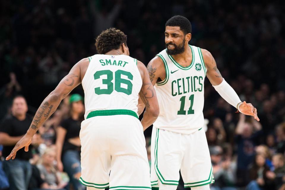 NBC Sports Boston, Celtics combine nostalgia, entertainment
