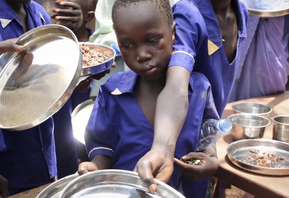 UN ambassador can reset development agenda