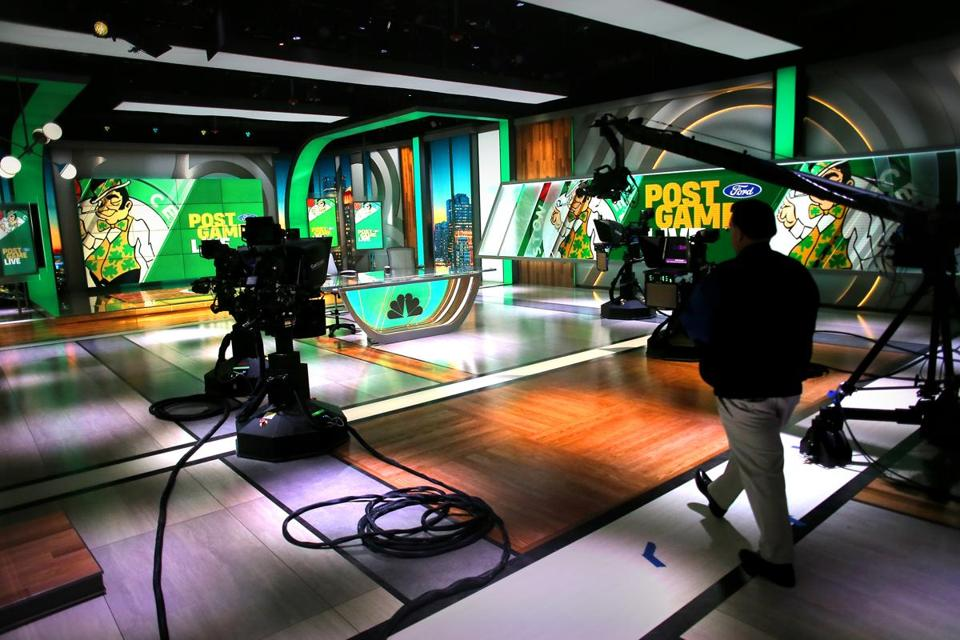 Nbc Consolidates Its Four Boston Area Stations In To