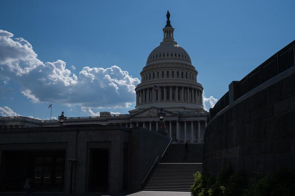 The Capitol building in Washington, June 30, 2020. Republicans and Democrats are considering new aid for workers and businesses, but lobbyists and lawmakers say the Trump administration is not deeply engaged. (Anna Moneymaker/The New York Times)