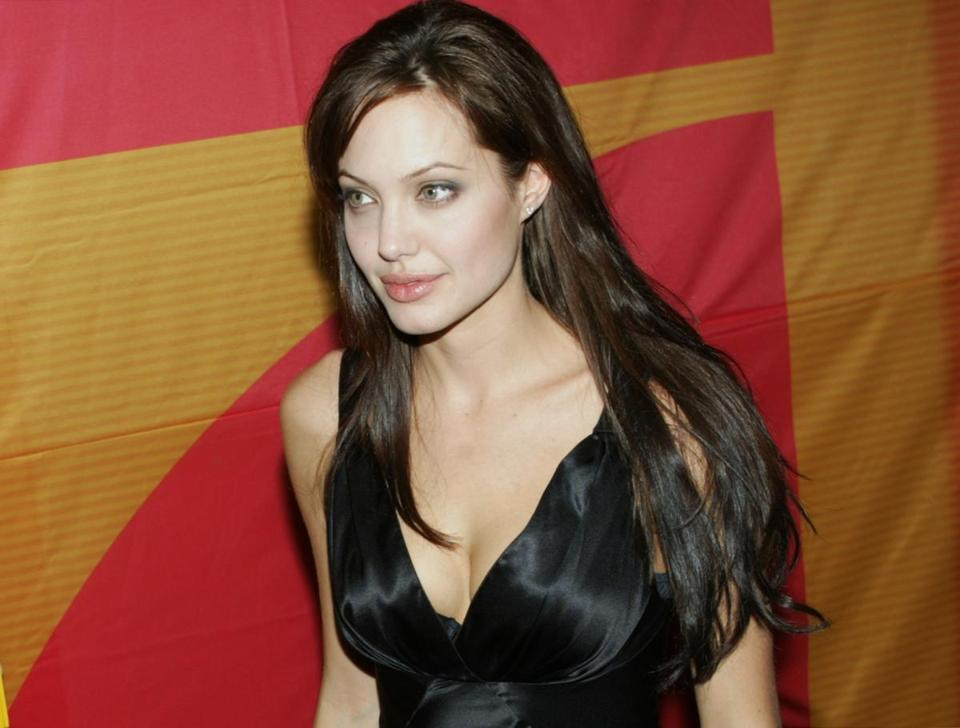 Angelina Jolie wrote an op-ed in the New York Times about her decision to have a double mastectomy.
