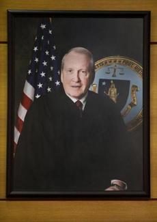 "Judge Paul F. Healy Jr.  retired from the bench in December 2010. His portrait hangs in a courtroom in Framingham District Court. He acquitted a defendant who caused a crash and admitted drinking four or five beers. An ER doctor testified the driver was ""highly intoxicated."""