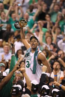 Pierce cemented his legendary status in Celtics history by clinching a championship for his resume.