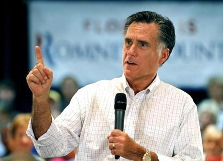 Mitt Romney's perfectly groomed hair has been garnering attention since before the last presidential election.