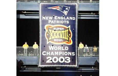 It S Championship Banner Season In Boston Photo 1 Of 8 Pictures