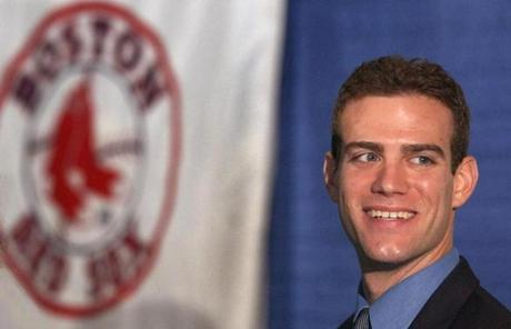 Epstein was just 28 when he started as GM on Nov. 25, 2002. He became the youngest GM in baseball history.