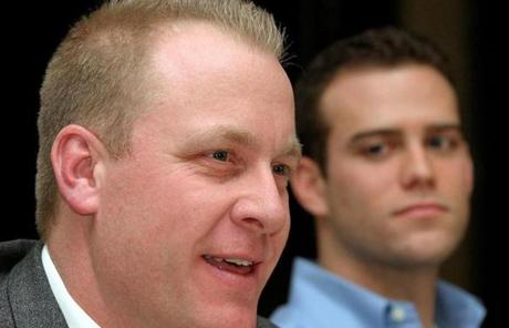 Epstein spent Thanksgiving at the Arizona home of Curt Schilling in 2003 as he tried to convince the pitcher to accept a trade to the Red Sox.