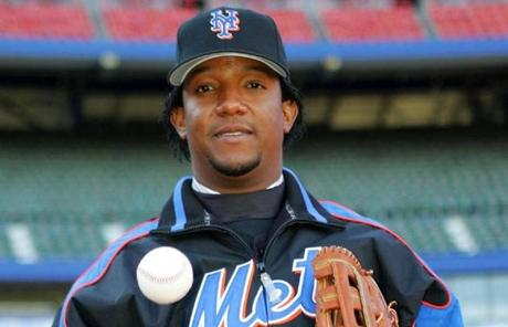Epstein's call not to re-sign Red Sox icon Pedro Martinez after the 2004 season was validated when he tore his rotator cuff with the Mets in 2006.