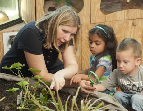 IMAGINE NATION MUSEUMA newly renovated Greenscape offers an interactive exhibit featuring live animals and exotic plants in a Southwestern habitat. Children can even throw on a pair of cowboy boots and ride on a saddle. Wed-Fri 9:30 a.m.-5 p.m., Sat 11 a.m.-5 p.m., Sun noon-5 p.m. Free-$7. One Pleasant St., Bristol, Conn. 860-314-1400, www.imaginenation.org