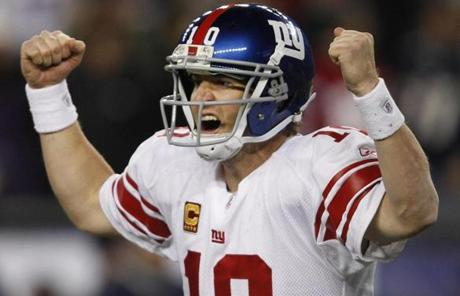 Eli Manning and the Giants are now 6-2 on the season.