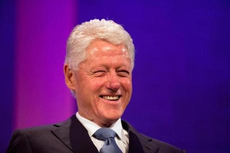 A case history of hair in recent American politics would include the story of Bill Clinton's $200 haircut in Air Force One at Los Angeles International Airport.