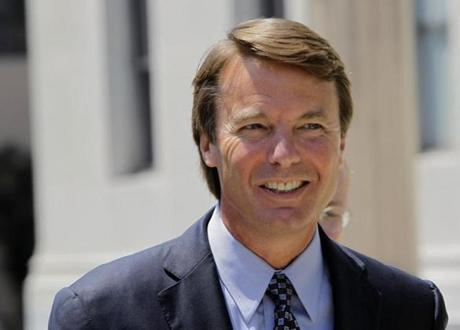 John Edwards may never live down his politically ill-advised $400 wash and trim.